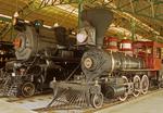Steam Locomotives, Railroad Museum of Pennsylvania, Strasburg, PA