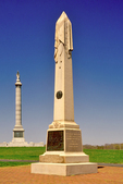 20th Regiment NY Volunteers, New York State Monument, Antietam National Battlefield, American Civil War Battle of Antietam, Battle of Sharpsburg, Sharpsburg, Maryland