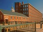 Boott Cotton Mills Museum, Lowell National Historical Park, Lowell, Massachusetts