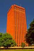 W.E.B. DuBois Library, University of Massachusetts, Umass, Amherst, Massachusetts