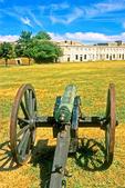 Cannon at Fort Warren George's Island, Boston Harbor Islands, MA