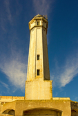 Alcatraz Light, Golden Gate National Recreation Area, San Francisco, California