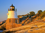 Castle Hill Light, Newport, Rhode Island
