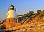 Castle Hill Light, Newport, Rhode Island