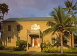 Hulihee Palace, Vacation Home of Hawaiian Royalty, Kailua-Kona, Big Island, Hawaiian Islands, Hawaii