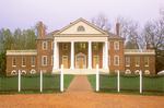 Montpelier, President James Madison Plantation, 18th Century Georgian Architectural Style, Orange, Virginia
