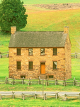 Stone House, Manassas National Battlefield Park, American Civil War, Virginia