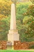 James Madison Gravestone, Montpelier, President James Madison Plantation, Orange, Virginia