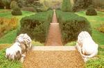 Garden, Montpelier, President James Madison Plantation, Orange, Virginia