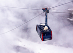 Canoeing on Lake Louise, Chateau Lake Louise, Canadian Rockies, Banff National Park, Alberta, Canada