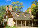 Mount Gulian Historic Site, Colonial Homestead of the Verplanck Family, 18th Century Dutch Manor House, Hudson Valley, Fishkill, New York