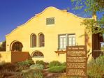 Cheyney House, Mission Revival Style, Tucson, Arizona