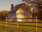 Watt House, Union General Fitz John Porter's Headquarters, 7 Days Battle, Gaines Mill Unit, Richmond National Battlefield Park, American Civil War, Richmond, Virginia