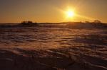 Sunset, Parker River National Wildlife Refuge, Plum Island, Newburyport, Massachusetts
