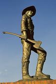 Homesteader Statue, Casper, Wyoming