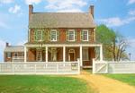 Clover Hill Tavern, American Civil War, Appomattox Court House National Historical Park, Virginia,