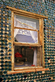 Bottle House by Tom Kelly, Rhyolite Ghost Town, Nevada