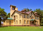 President Martin Van Buren House, 19th Century Federal Gothic Revival Architectural Style, Lindenwald, Kinderhook, New York
