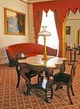 President Martin Van Buren House Interior, Lindenwald, Kinderhook, New York