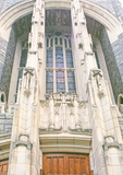 Cadet Chapel, United States Military Academy, West Point, New York