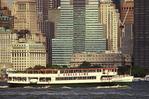 Circle Line Harbor Boat Tour, New York Skyline, New York