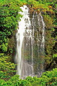 Opaeka'a Falls, Wailua River State Park, Hawaiian Islands Waterfall, Lihue, Kauai, Hawaii