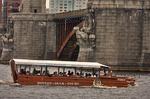 Duck Boat Tour, Charles River, Boston, Massachusetts