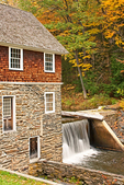 Blow-Me-Down Mill, Saint-Gaudens National Historic Park, Cornish, New Hampshire