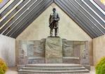 Admiral Farragut Memorial, Saint-Gaudens National Historic Park, Cornish, New Hampshire