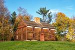 Small Island on Lake Megunticook, Camden Hills State Park, Camden, Maine