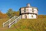 Blockhouse, Fort Edgecomb State Historic Site, Edgecomb, Maine