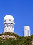 Mayall 4 Meter Telescope, Bok 2.3 Meter Telescope, Kitt Peak National Observatory, Astronomical Observatory, Arizona