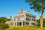 Codman House, The Grange, 18th Century House, Federal Architectural Style, Lincoln, Massachusetts