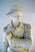 Ethan Allen Statue, Ft. Ticonderoga, 18th-century American Revolutionary fort, New York