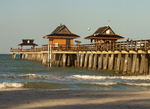Naples Beach Pier, Naples, Florida