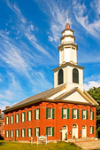 First Church of Deerfield, Massachusetts, 19th Century Architecture, Historic Deerfield, Deerfield, Massachusetts