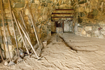 Blast Furnace and Tools, Saugus Iron Works National Historic Site, Saugus, Massachusetts