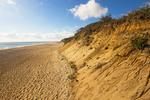 Nauset Light Beach, Sand Dunes, Atlantic Ocean, Cape Cod National Seashore, Eastham, Massachusetts