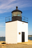Derby Wharf Lighthouse, Salem Maritime National Historic Site, Salem, Massachusetts