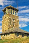 Stone Observation Tower, Quabbin Reservoir, Belchertown, Massachusetts