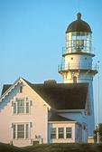 Cape Elizabeth Light, Two Lights, 19th century Lighthouse, Cape Elizabeth, Maine