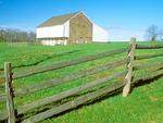 Edward Mcpherson Farm and Barn, American Civil War Hospital, Gettysburg National Military Park, Gettysburg, Pennsylvania