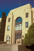 Grant County Courthouse, Art Deco Architectural Style, Silver City, New Mexico