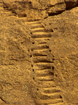 Jackson Stairway, 12th Century Architecture, Chaco Culture National Historical Park, Ancestral Puebloan Ruins, New Mexico