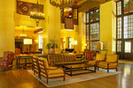 Great Lounge, Ahwahnee Hotel, Yosemite National Park, California