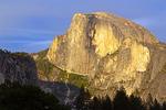 Half Dome Rock Formation, Yosemite National Park, California