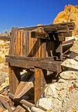 Mastodon Mine Mill, Abandoned Gold Mine, Joshua Tree National Park, Twentynine Palms, California
