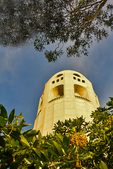 Coit Tower, Art Deco Architectural Style, Telegraph Hill, San Francisco, California