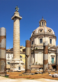 Roosevelt Lake and the Sonoral Desert Framed by Tonto Upper Ruins, Salado Ancestral Puebloan Cliff Dwelling, Tonto National Monument, Arizona