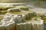 Minerva Terrace, Mammoth Hot Springs, Yellowstone National Park, Wyoming